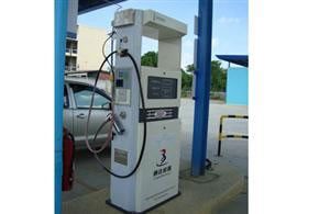 Touch Screen CNG Dispensers